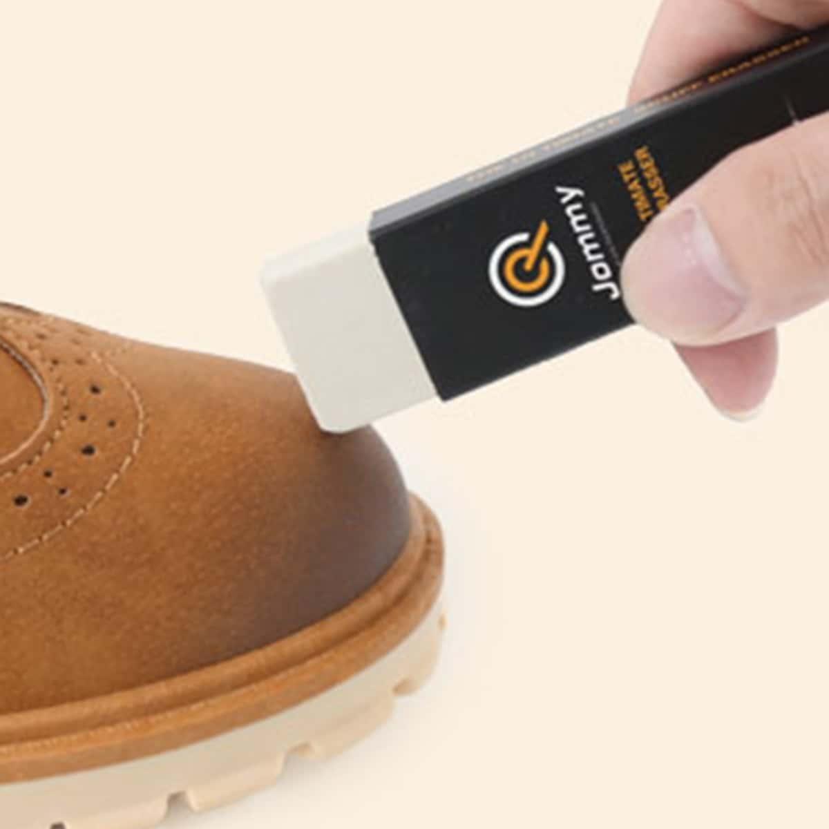 Ластик для чистки обуви 1шт
