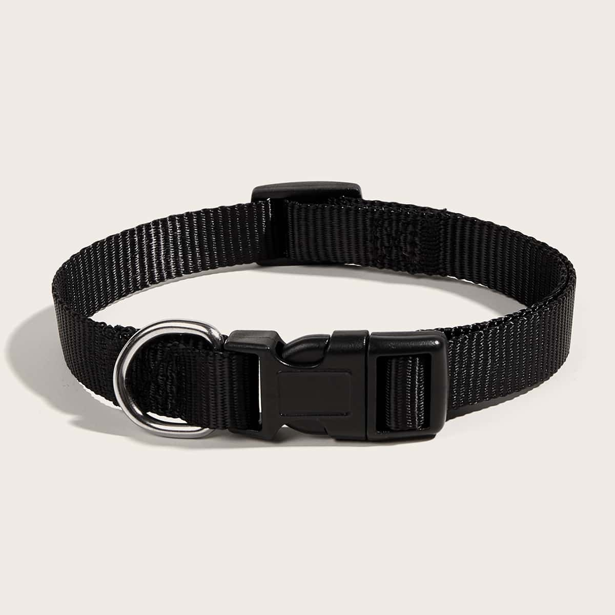 1 Stück Hund Halsband mit Schnalle