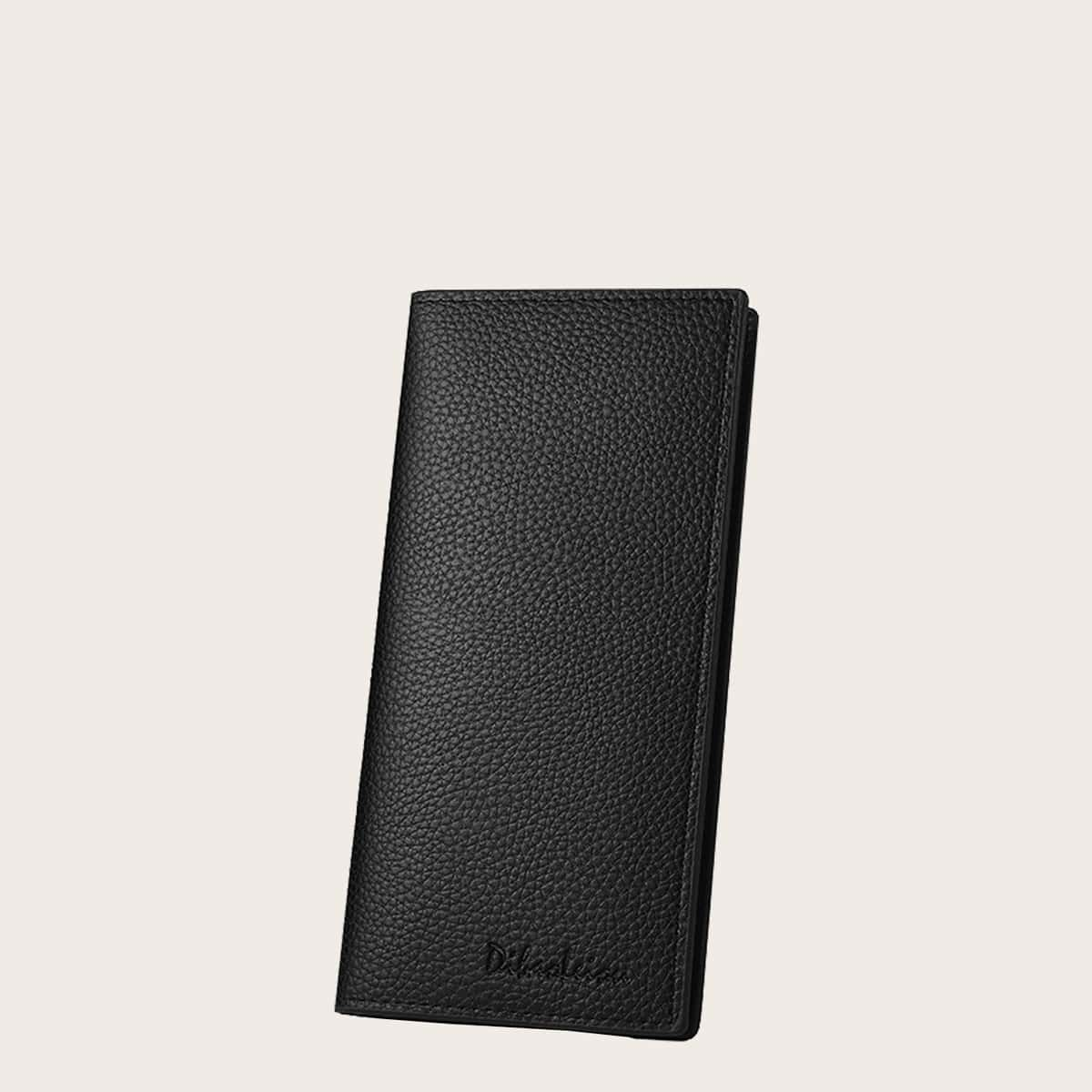 Men Ultra Thin Card Holder, SHEIN  - buy with discount