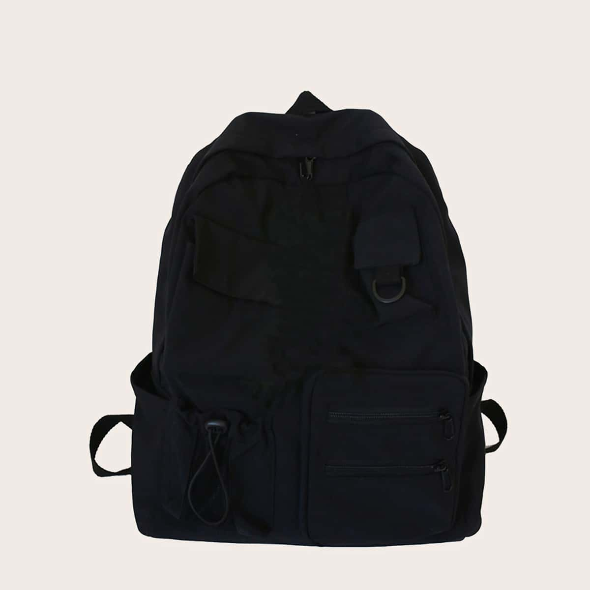 Рюкзак большой емкости с несколькими карманами