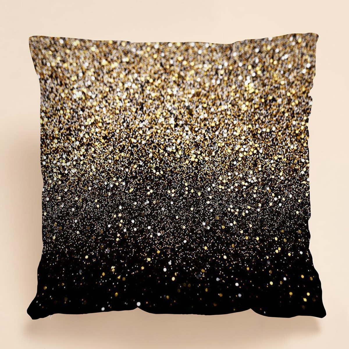 Gradient Print Cushion Cover Without Filler