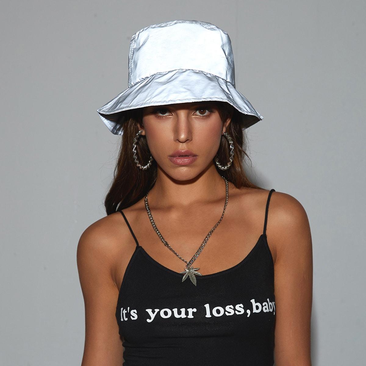 Светоотражающая шляпа