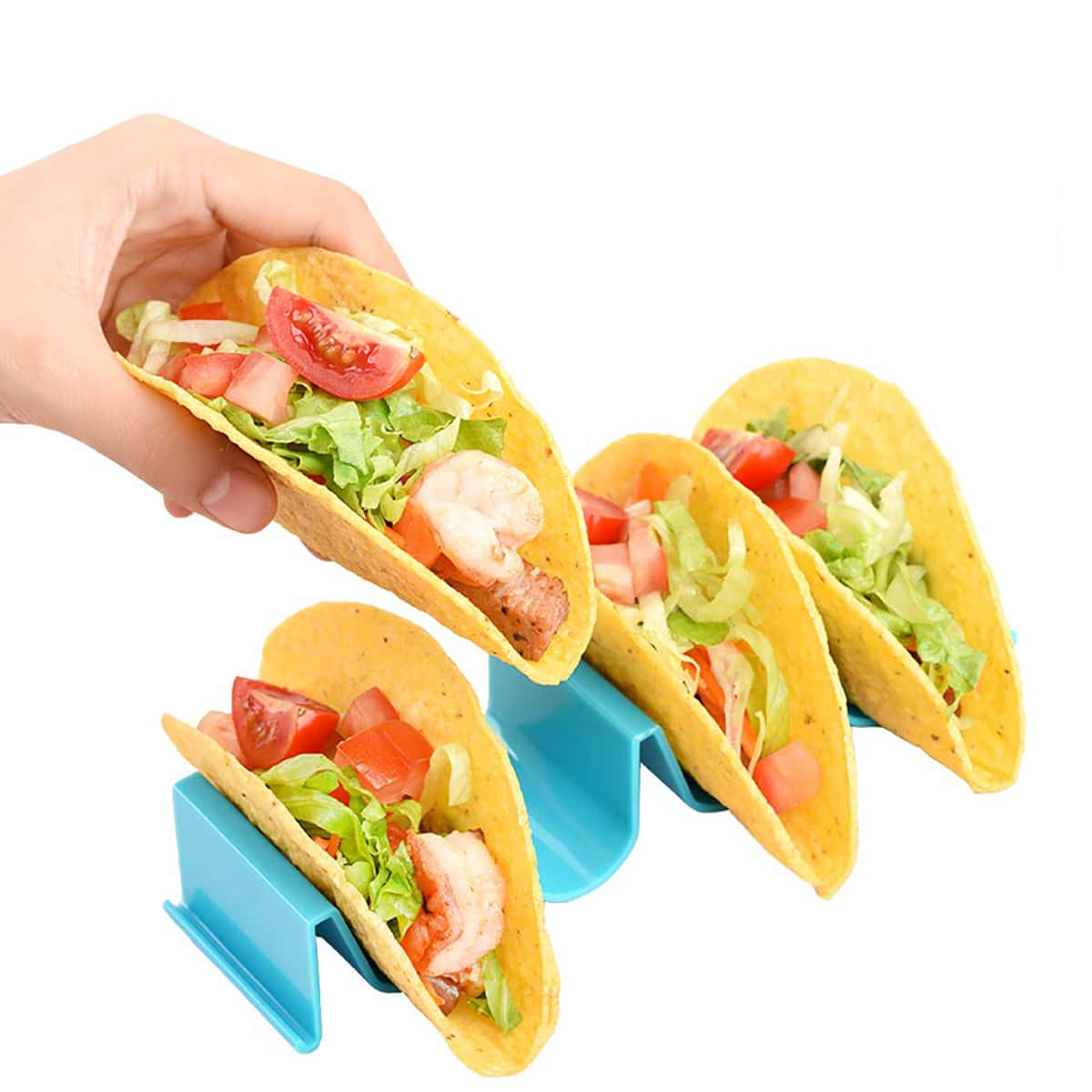Solid Taco Rack - 1pc