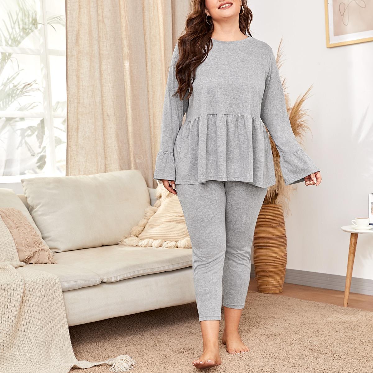 Пижама размера плюс