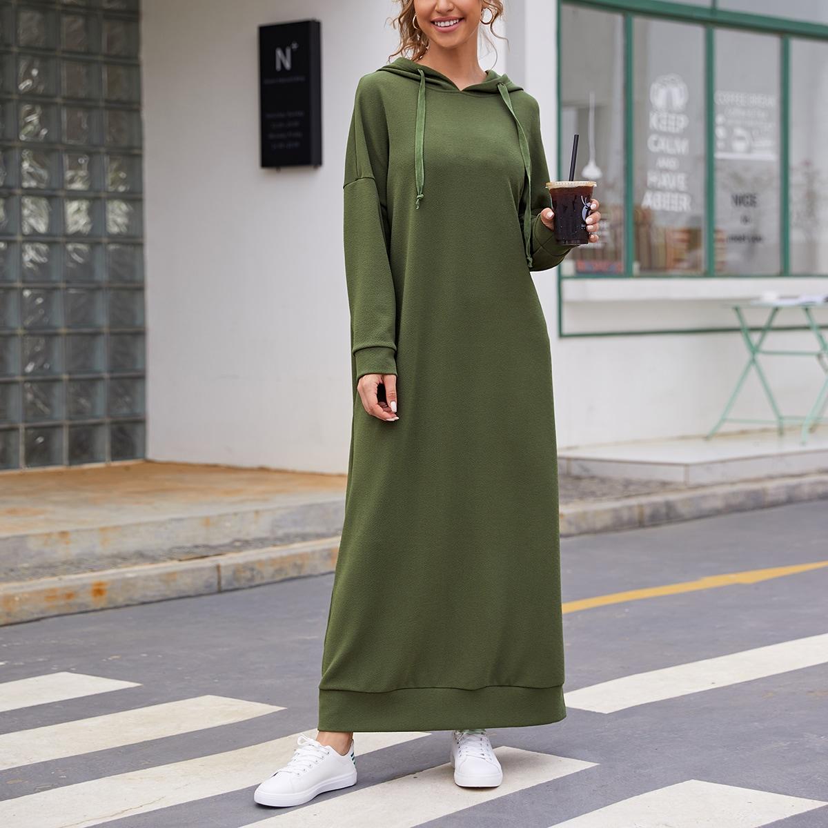 На кулиске одноцветный повседневный арабская одежда