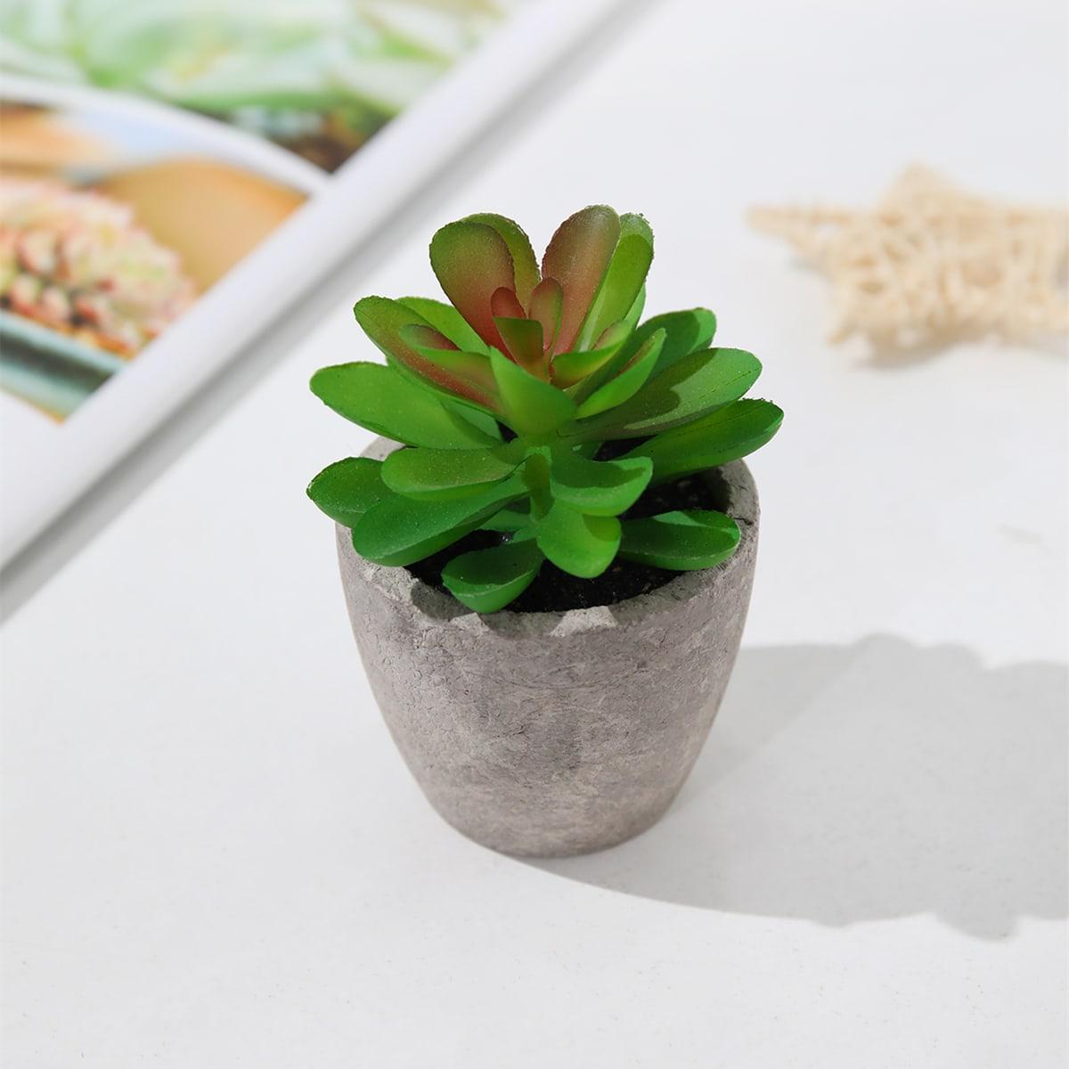 1 Stück künstliche Pflanzen