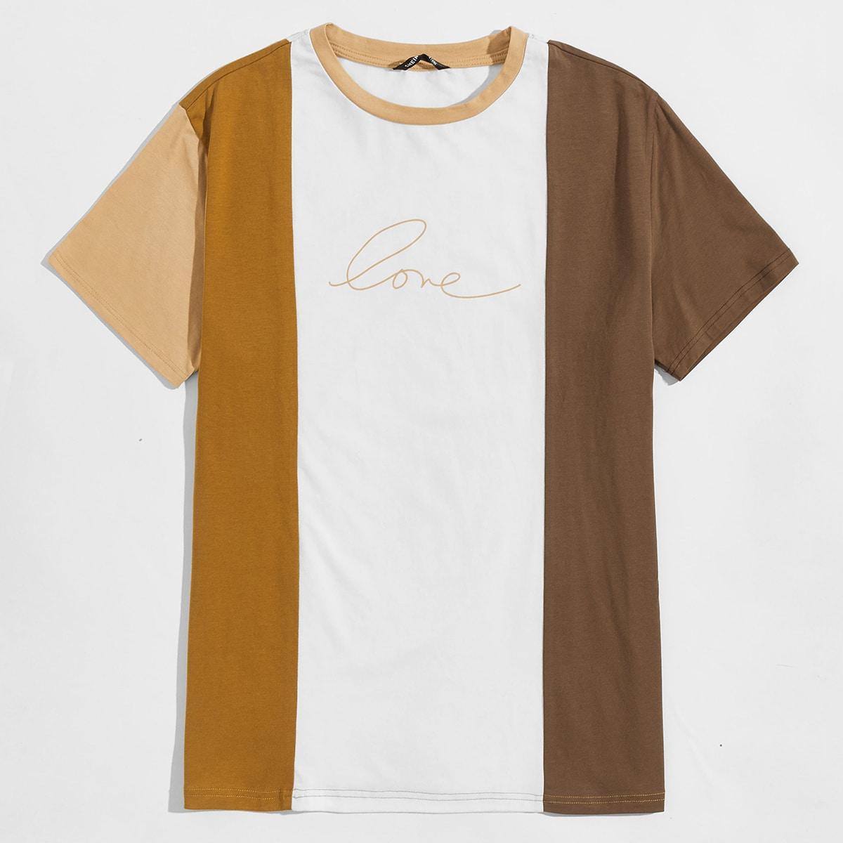Текст институтский мужские футболки