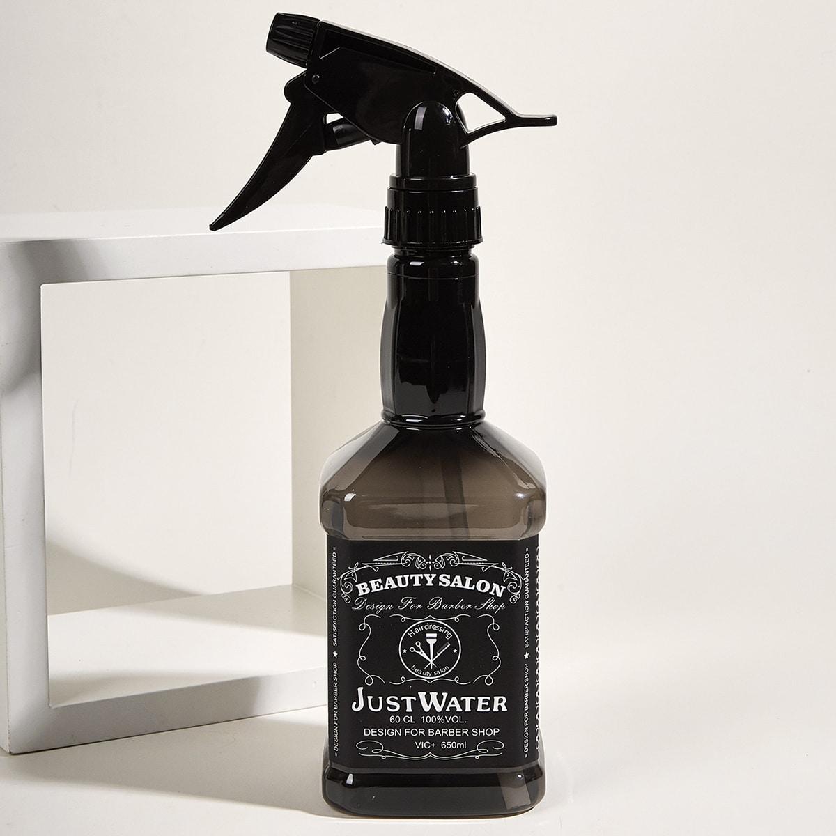 Пластиковая бутылка-распылитель