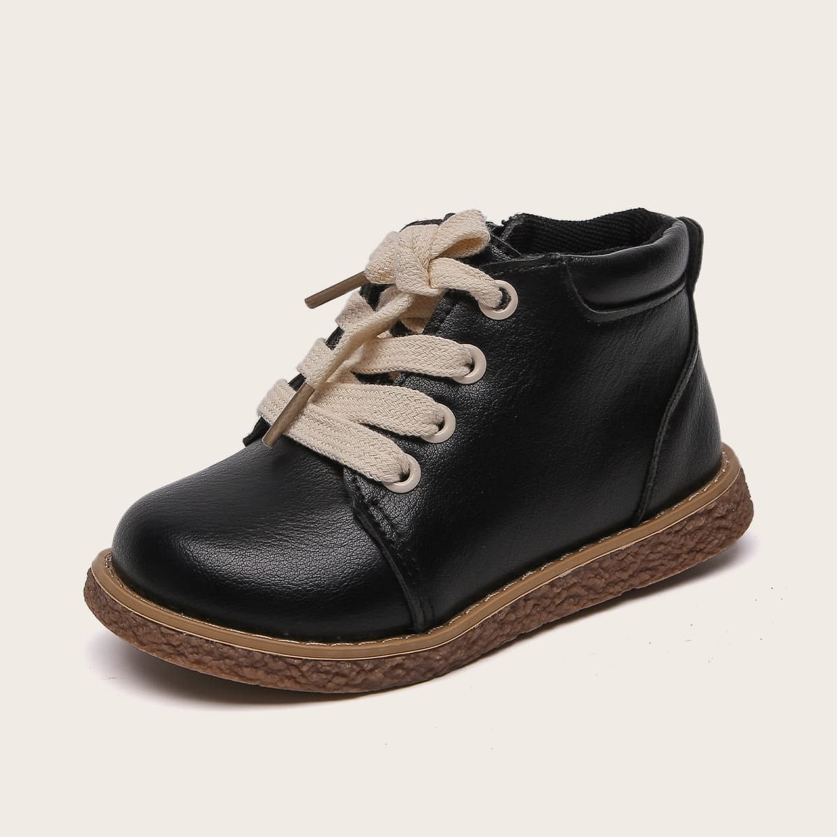 Сапоги на шнурках для мальчиков