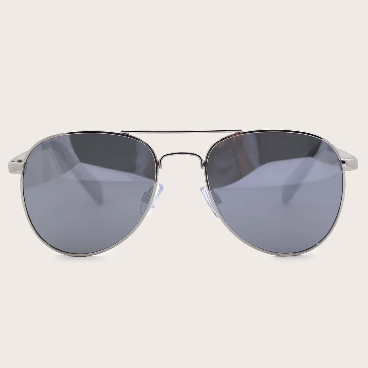 Поляризованные солнцезащитные очки-авиаторы