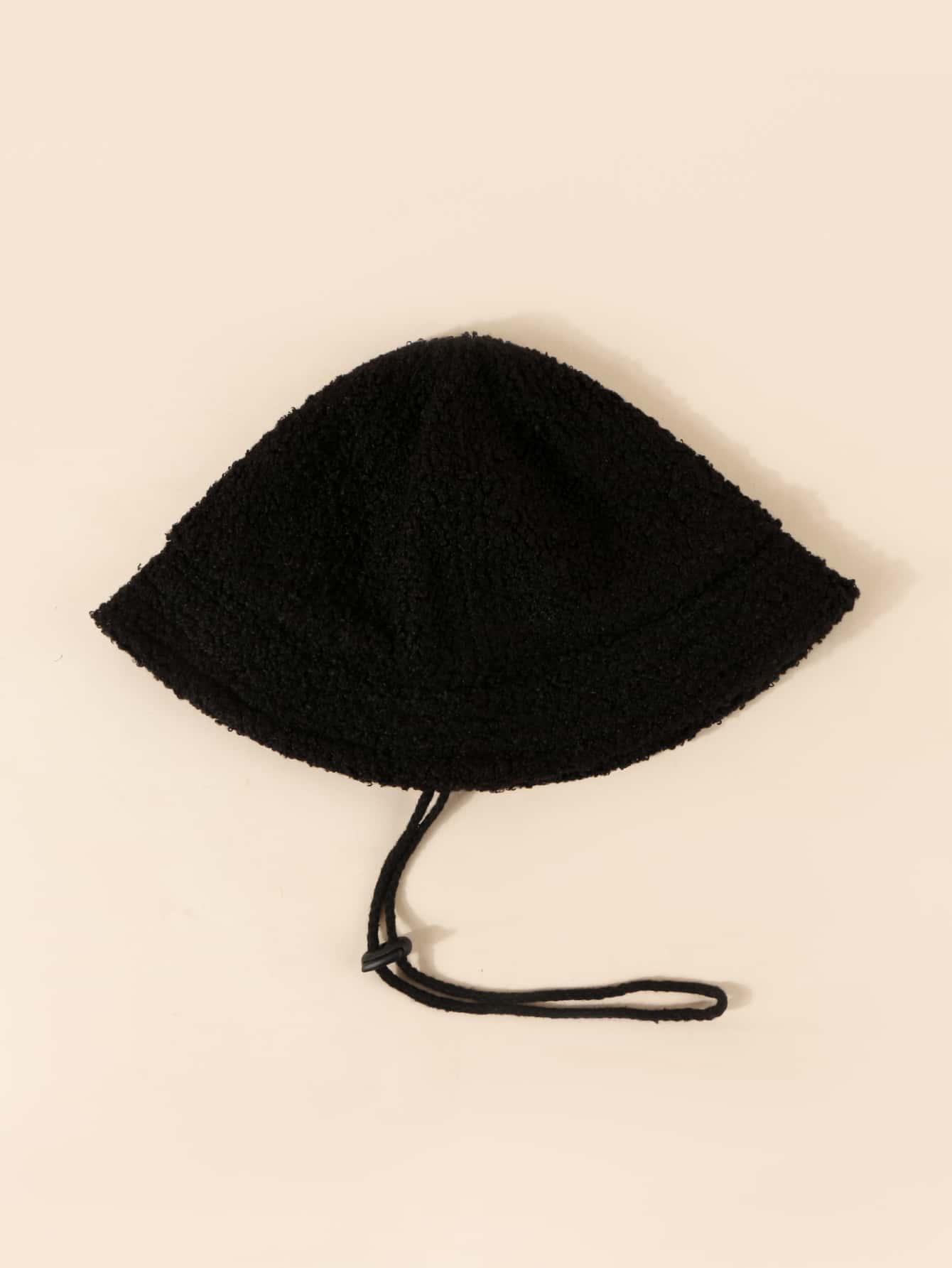 Toddler Girls Simple Bucket Hat Shein Usa