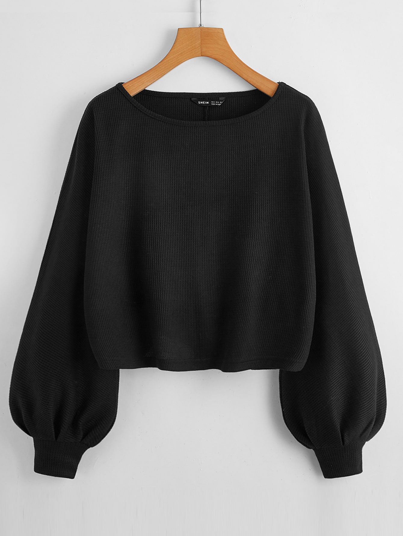 Round Neck Solid Top thumbnail
