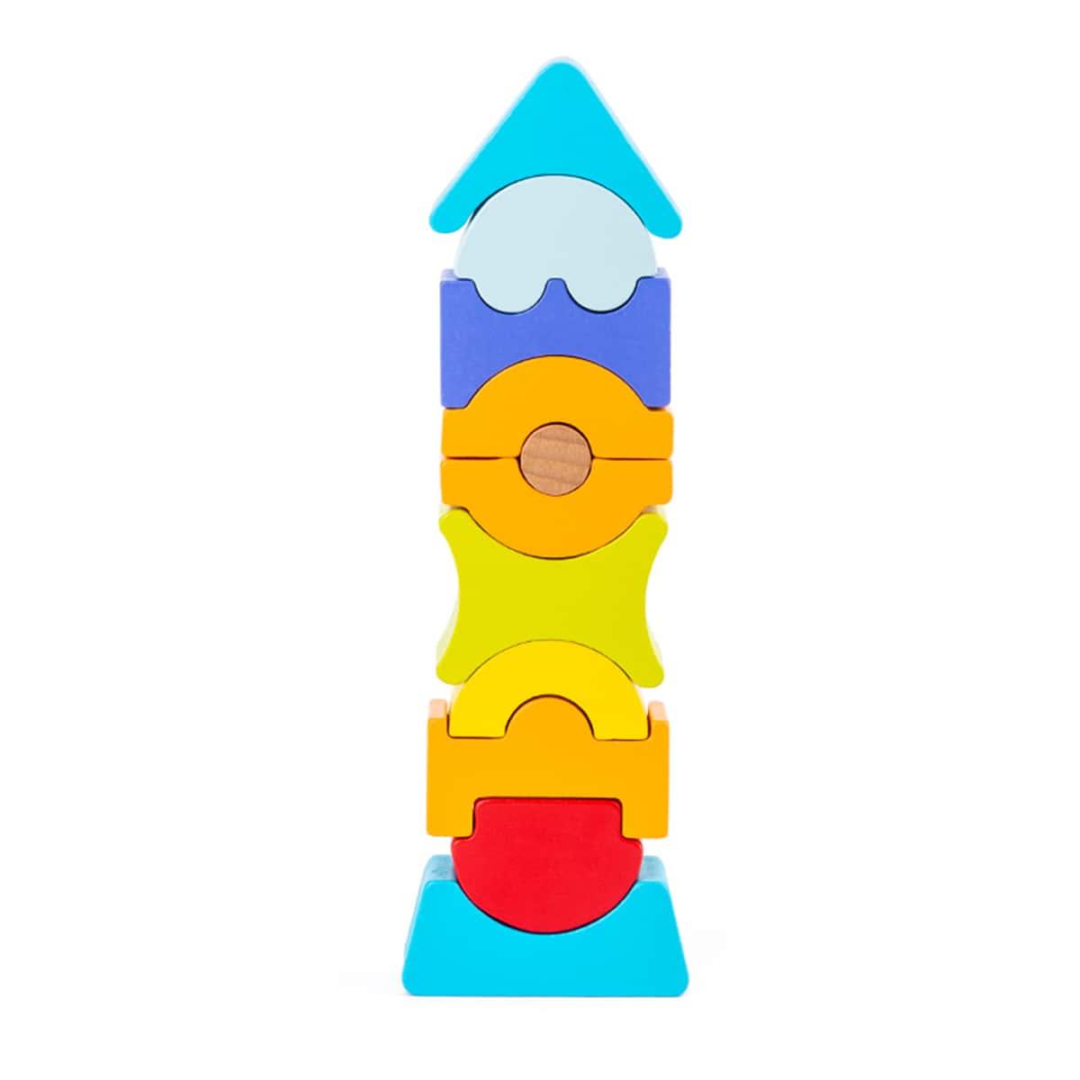 Детская игрушка высоты стека