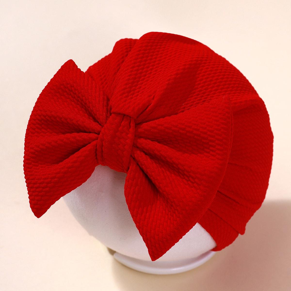 Baby Turban Hut mit Schleife Dekor