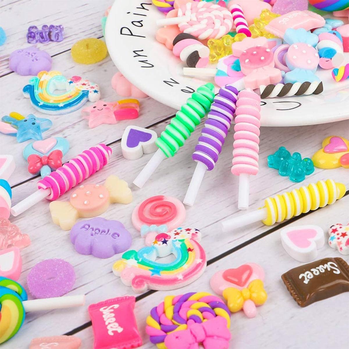 20 Stücke DIY Süßigkeiten Dekoration
