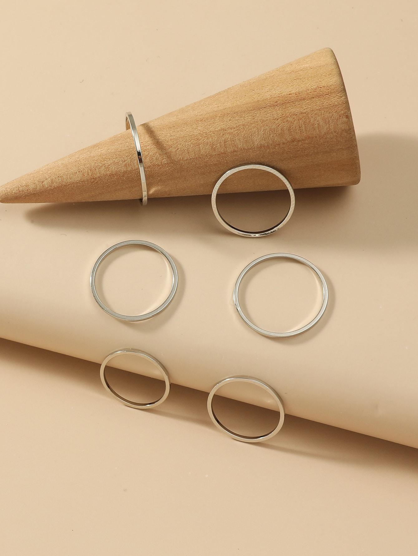 6шт металлическое кольцоswring18200925707