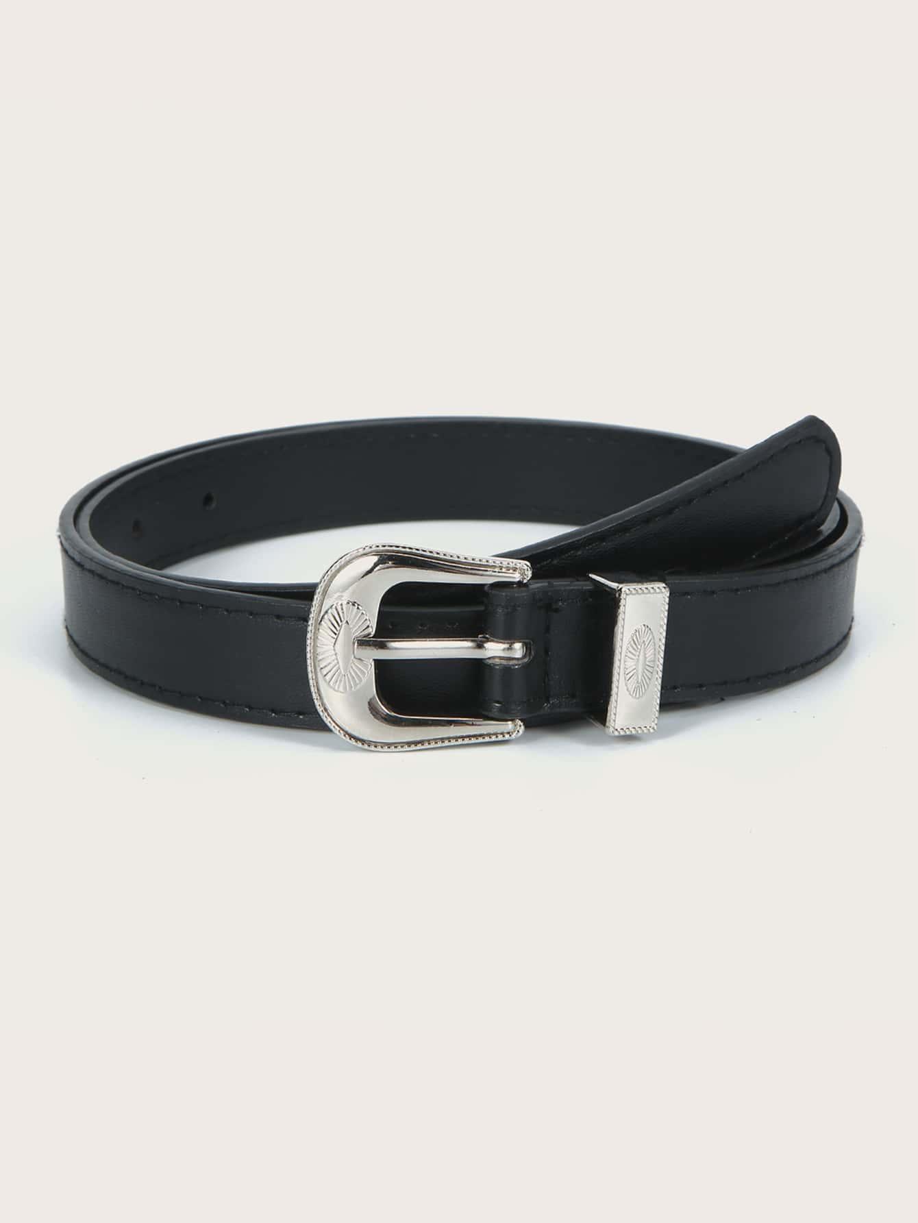 Metal Buckle Belt thumbnail