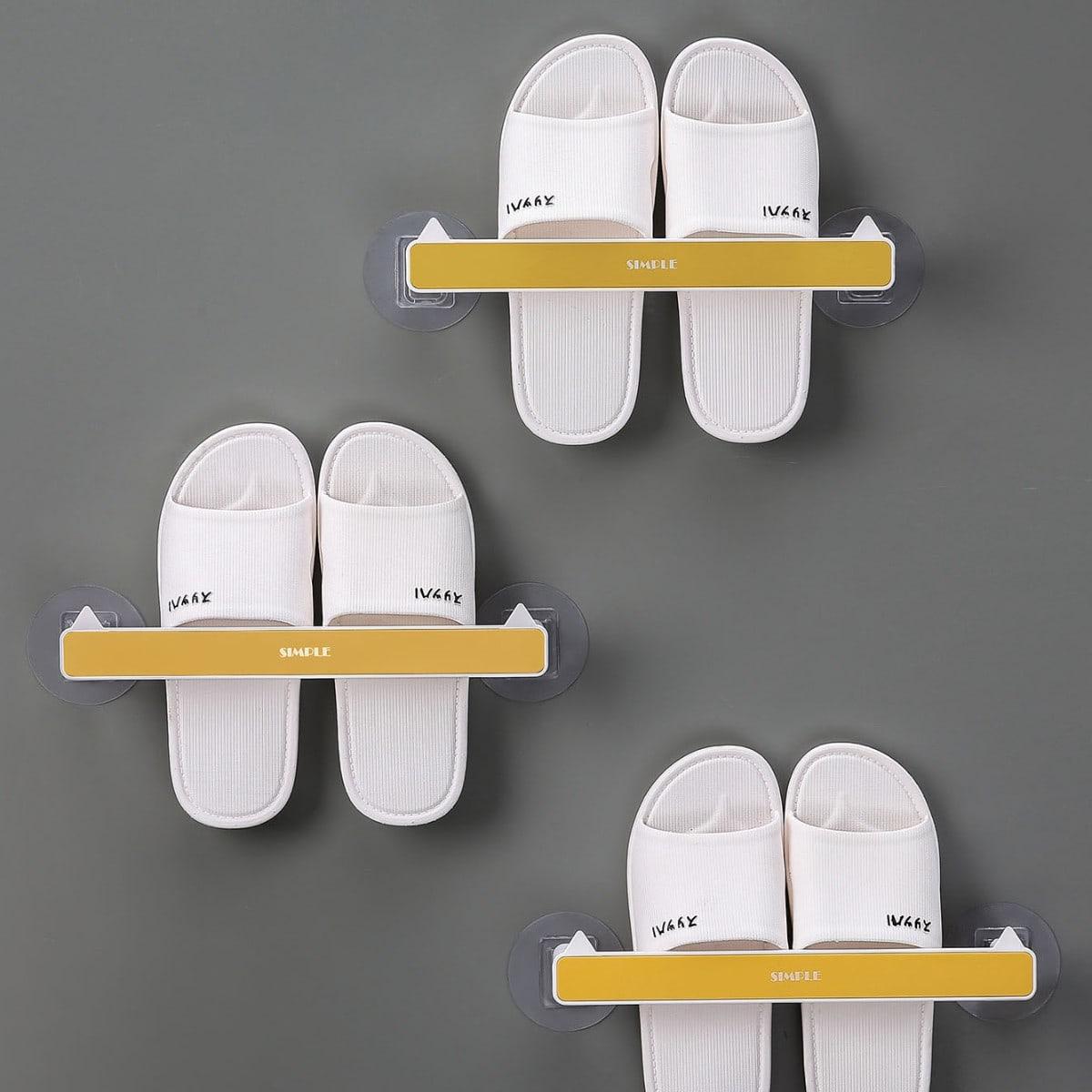 Настенная стойка для хранения обуви 1шт