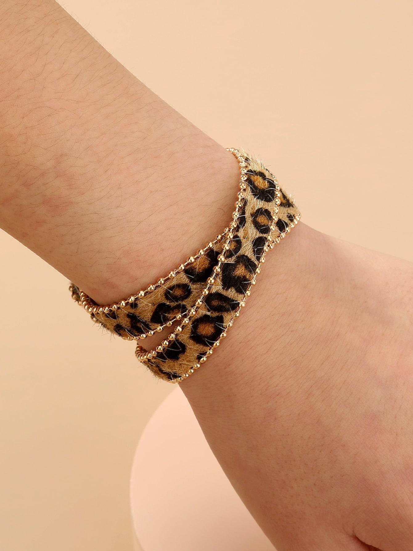 Leopard Pattern Bracelet thumbnail