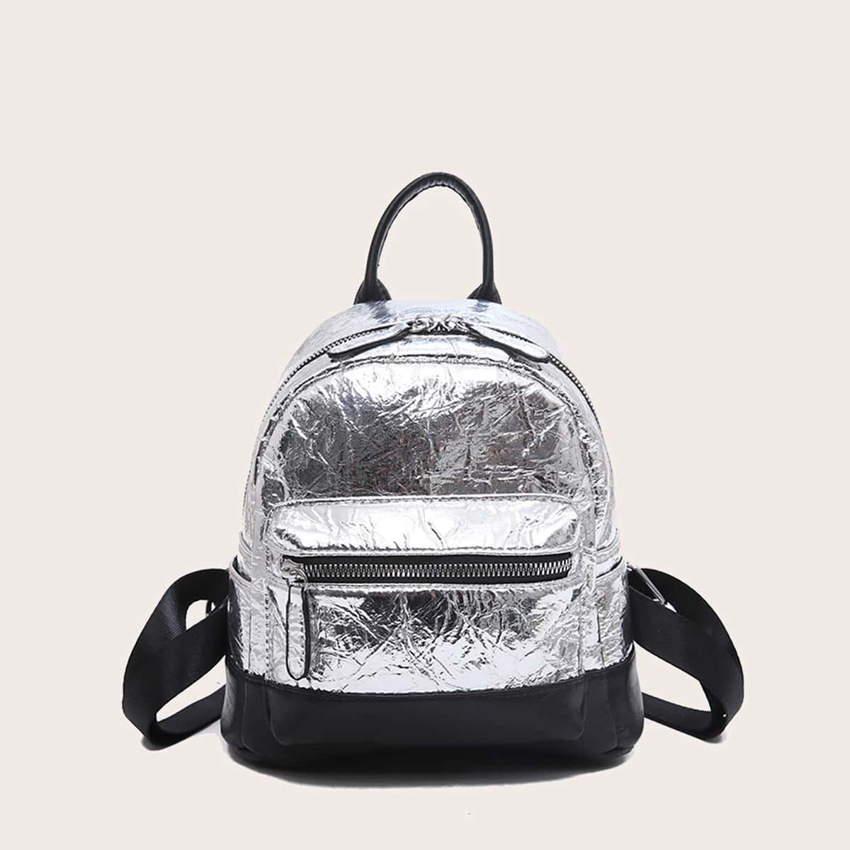 Рюкзак с карманом