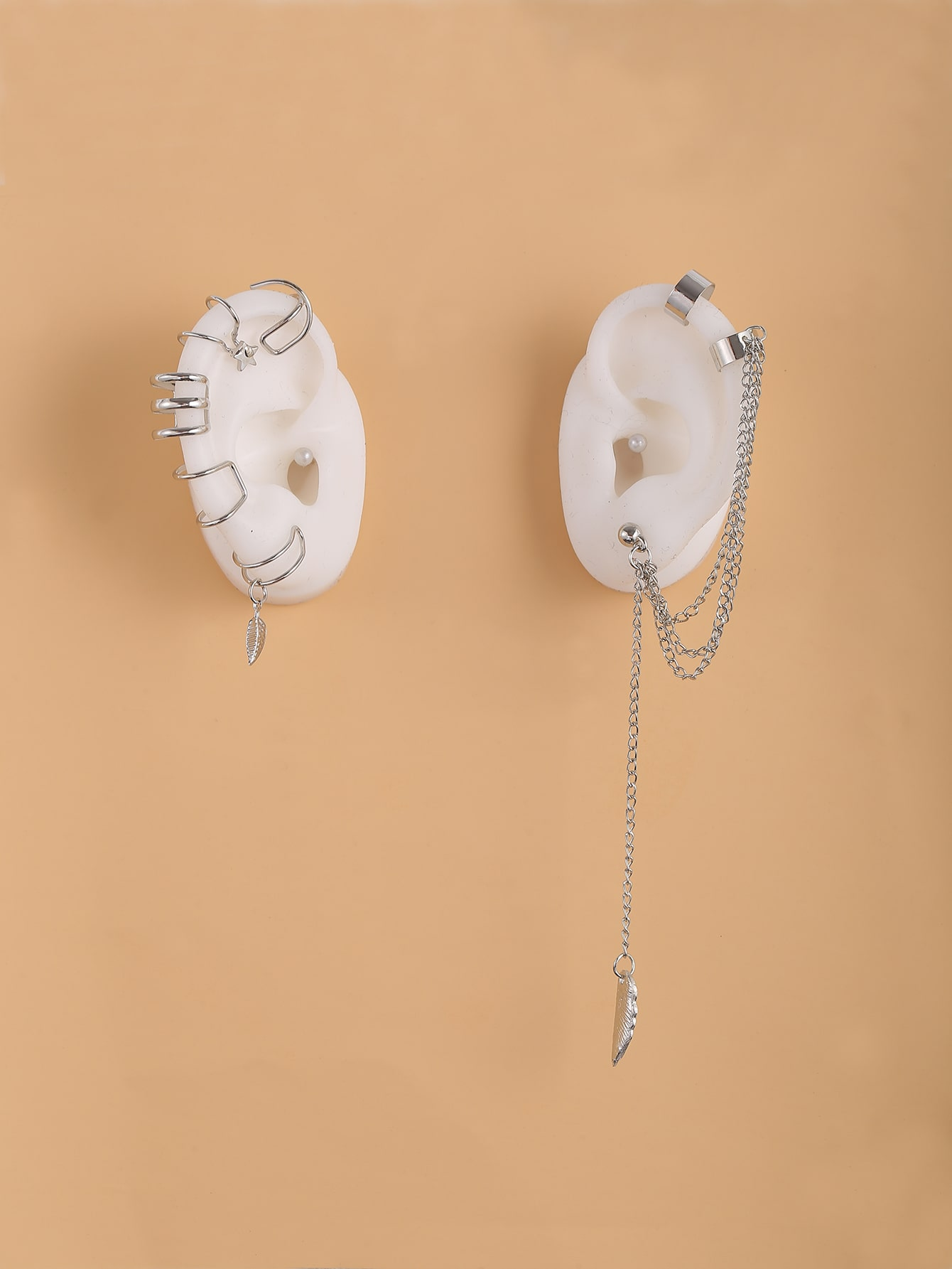 7pcs Minimalist Earrings thumbnail