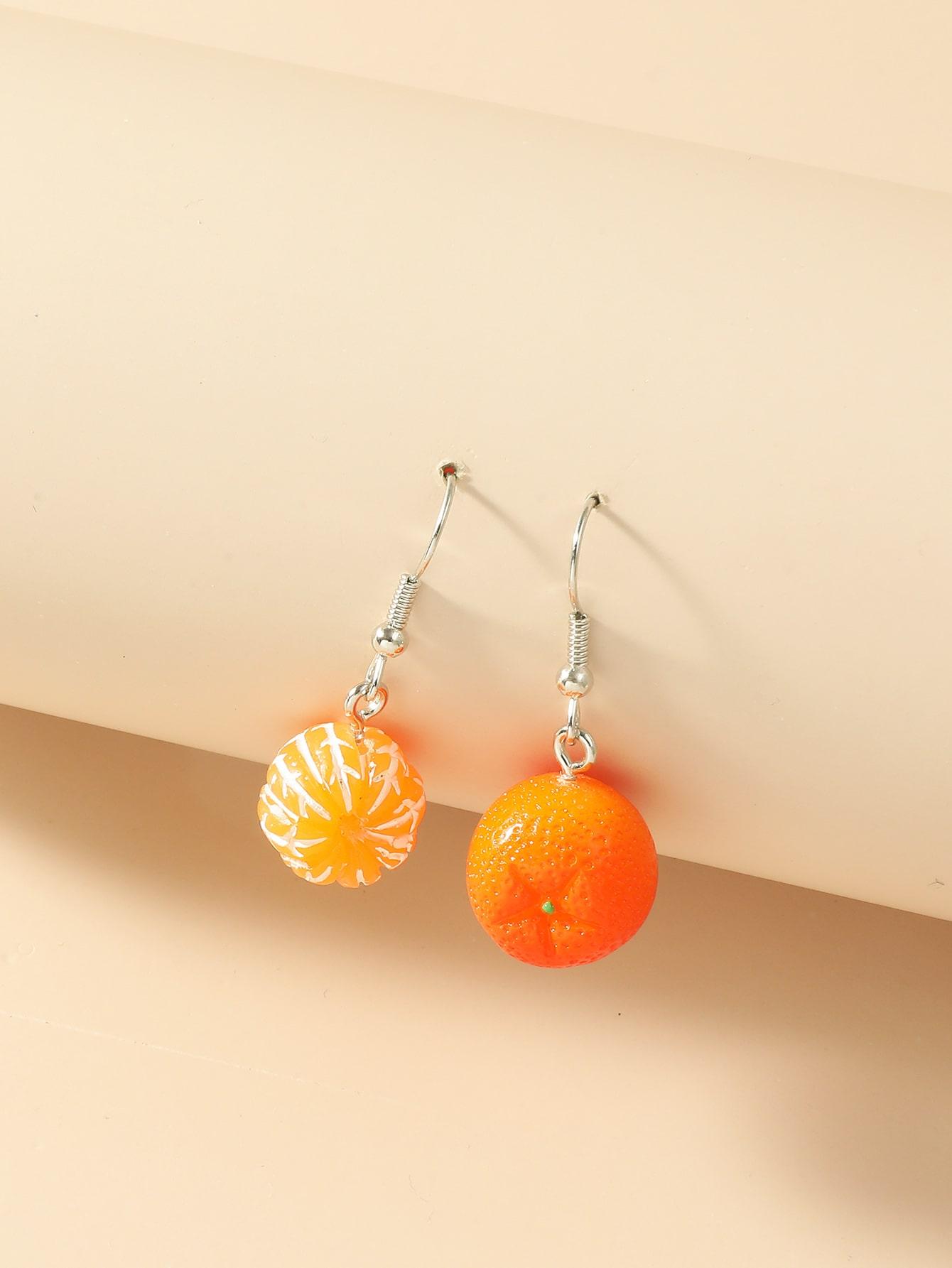 Fruit Charm Drop Earrings thumbnail