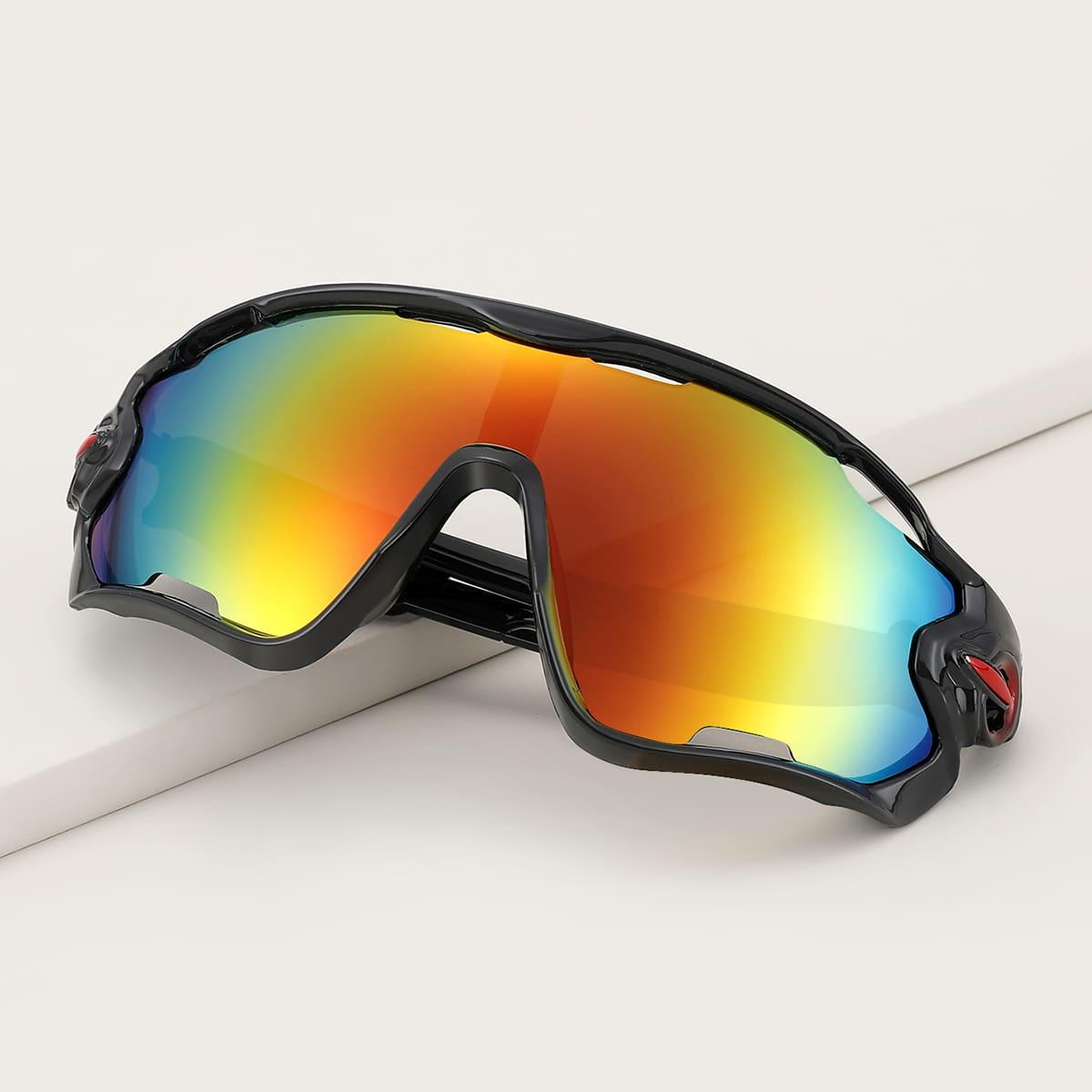 Men Cycling Windproof Sunglasses