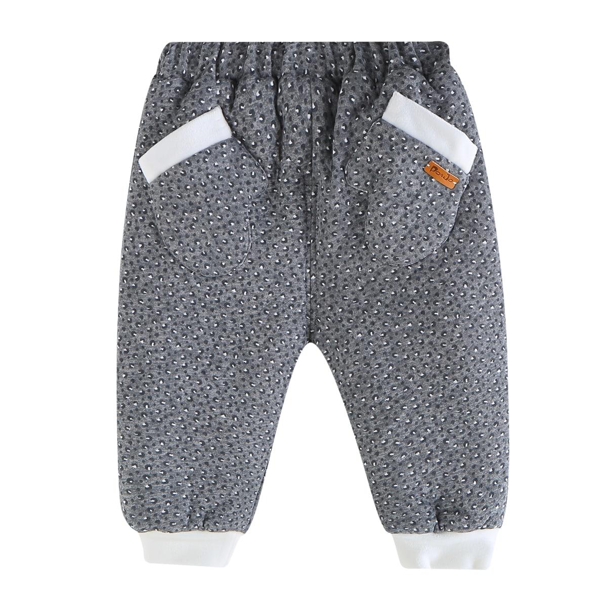 Карман принт повседневный брюки для мальчиков
