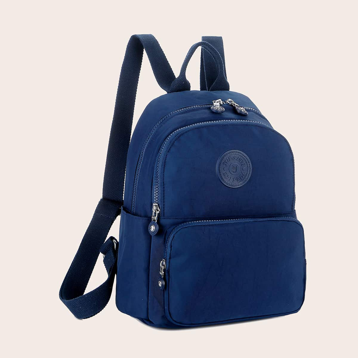 Минималистский рюкзак с карманом