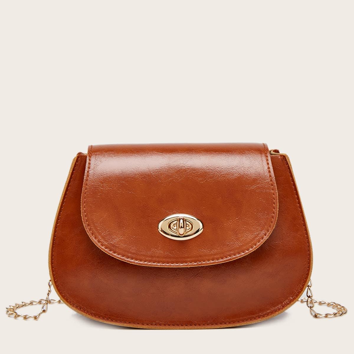 Модная сумка-седло