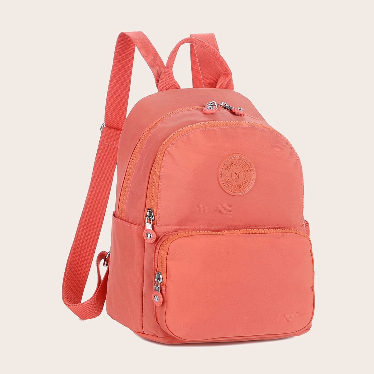 Минималистичный рюкзак с карманом