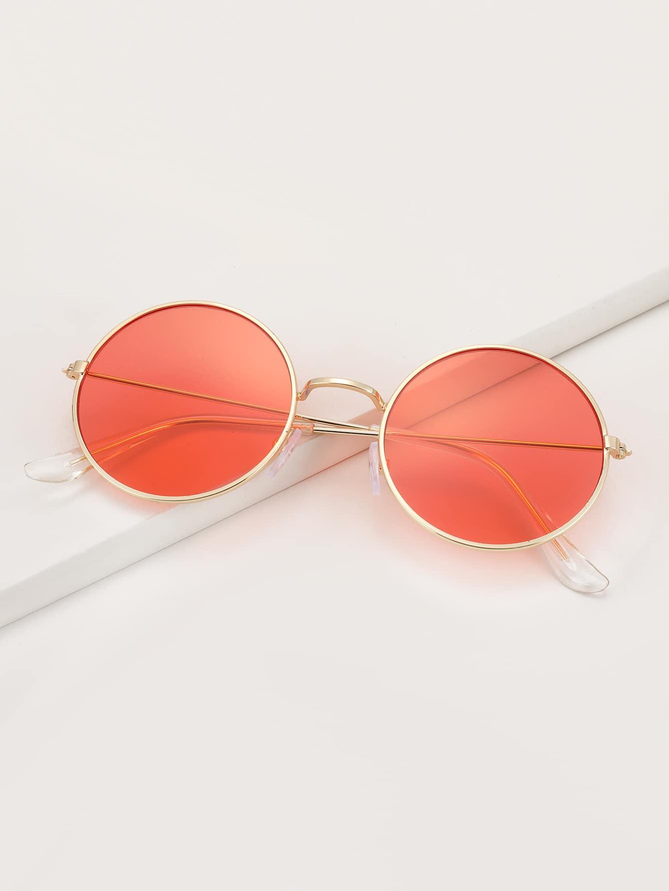 Round Frame Sunglasses thumbnail