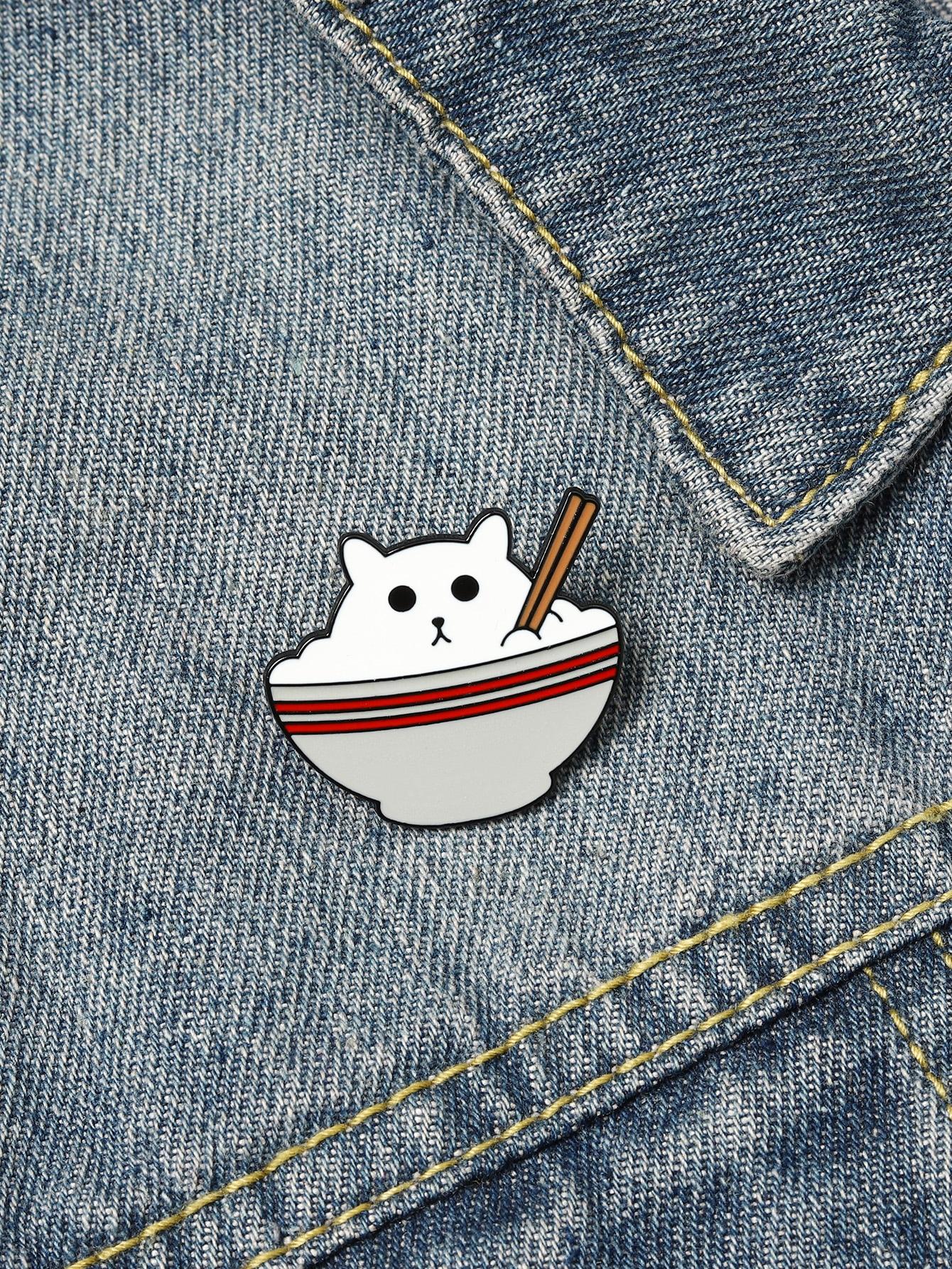 Cute Animal Design Brooch thumbnail