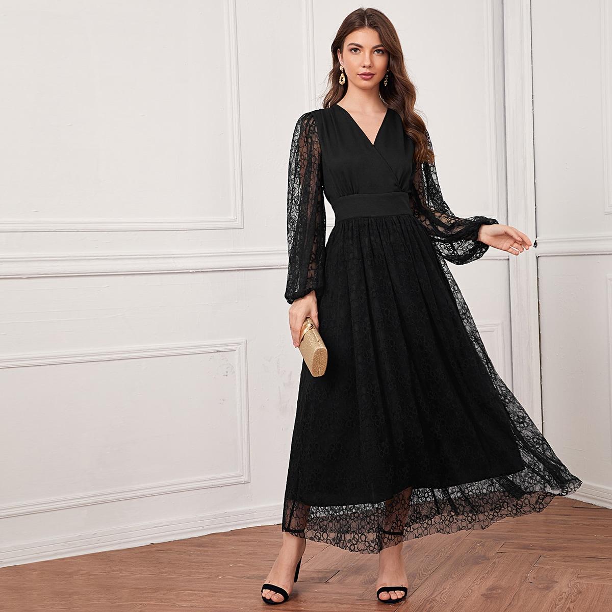 На молнии одноцветный элегантный арабская одежда