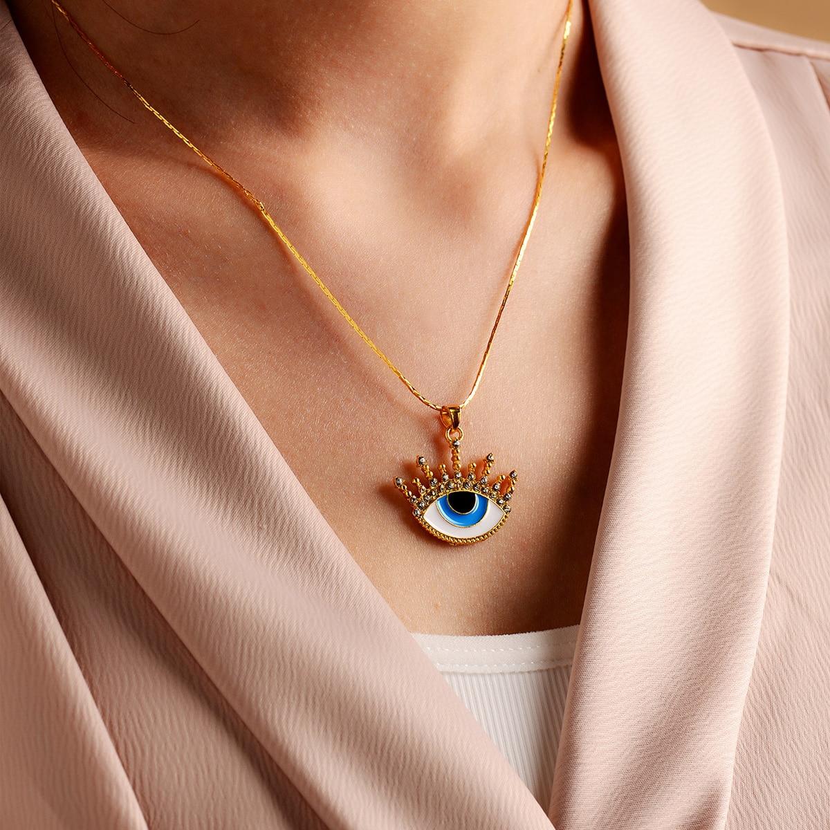Ожерелье с глазом