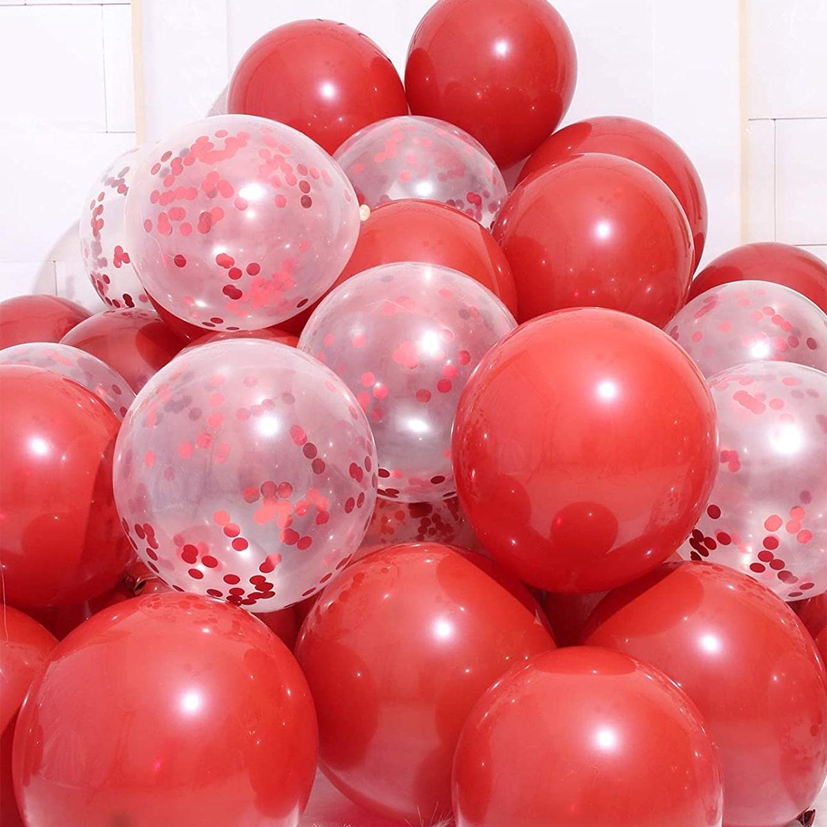 20шт Набор воздушных шаров случайного цвета