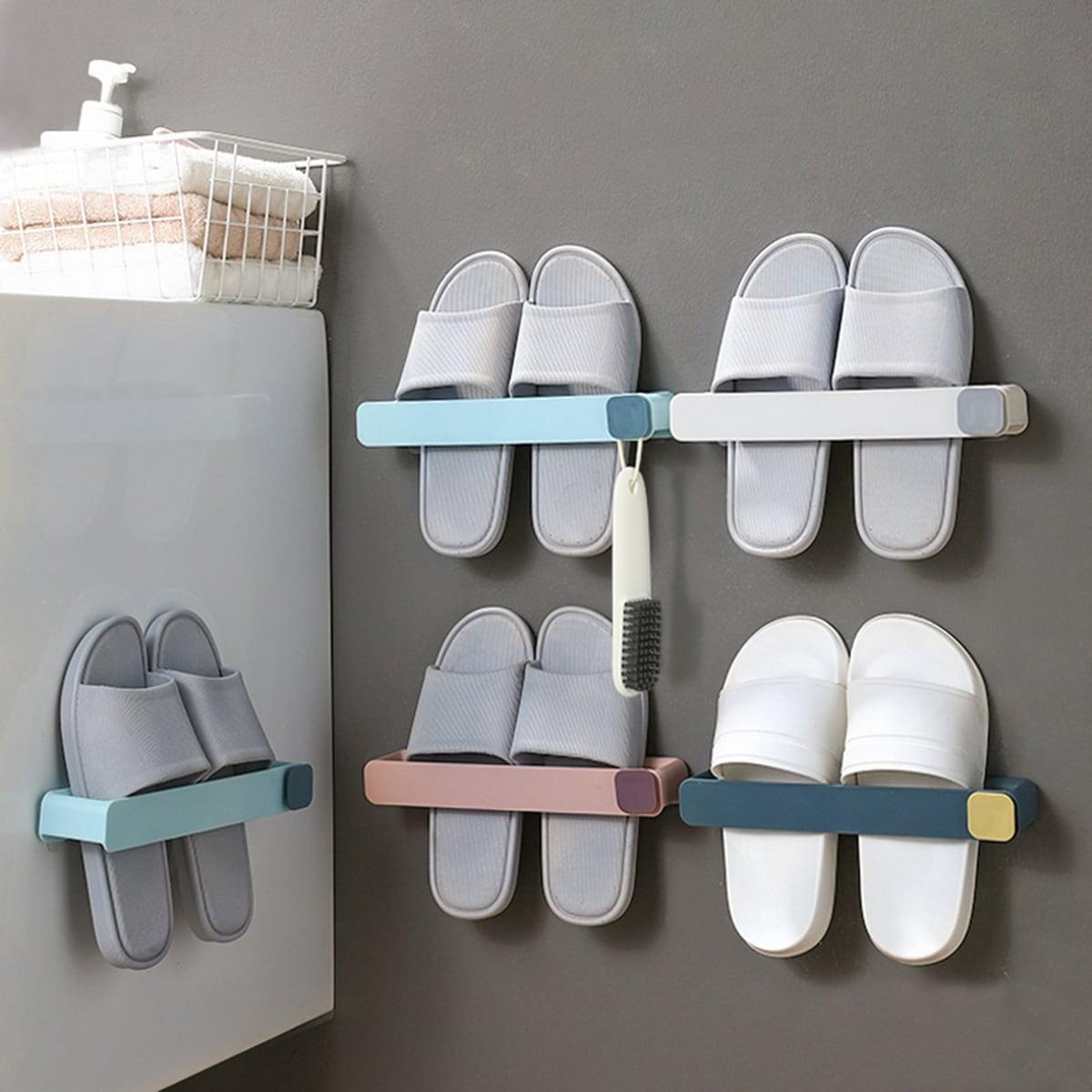 2шт настенная вешалка для обуви случайного цвета
