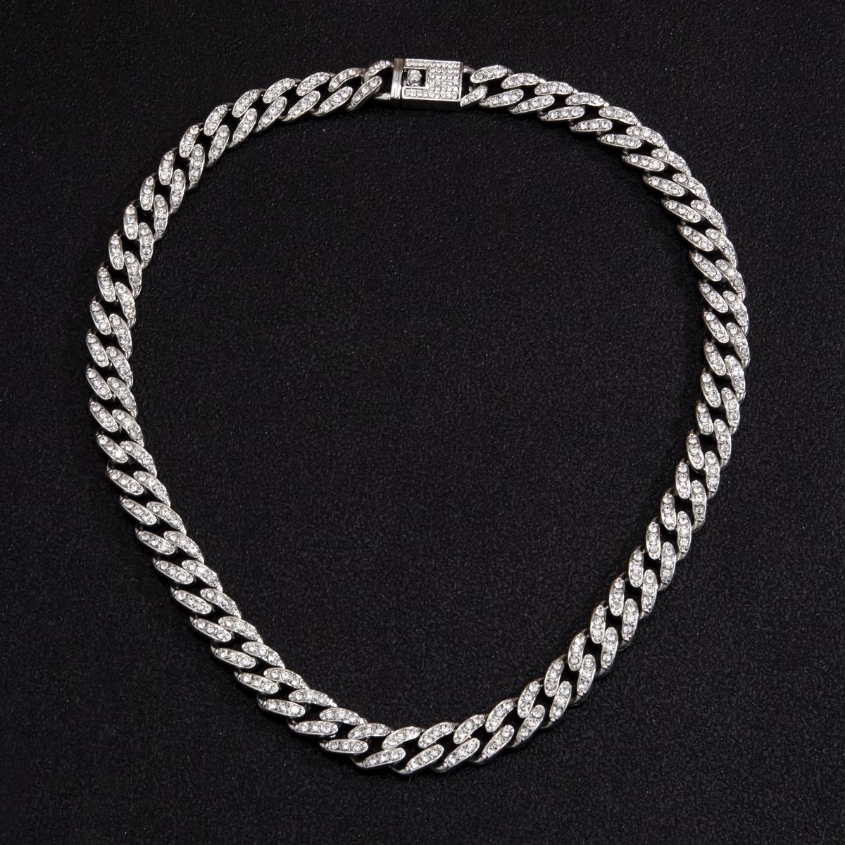 Мужское ожерелье-цепочка