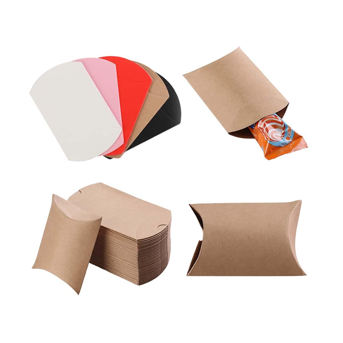 Коробка конфет случайного цвета 50шт