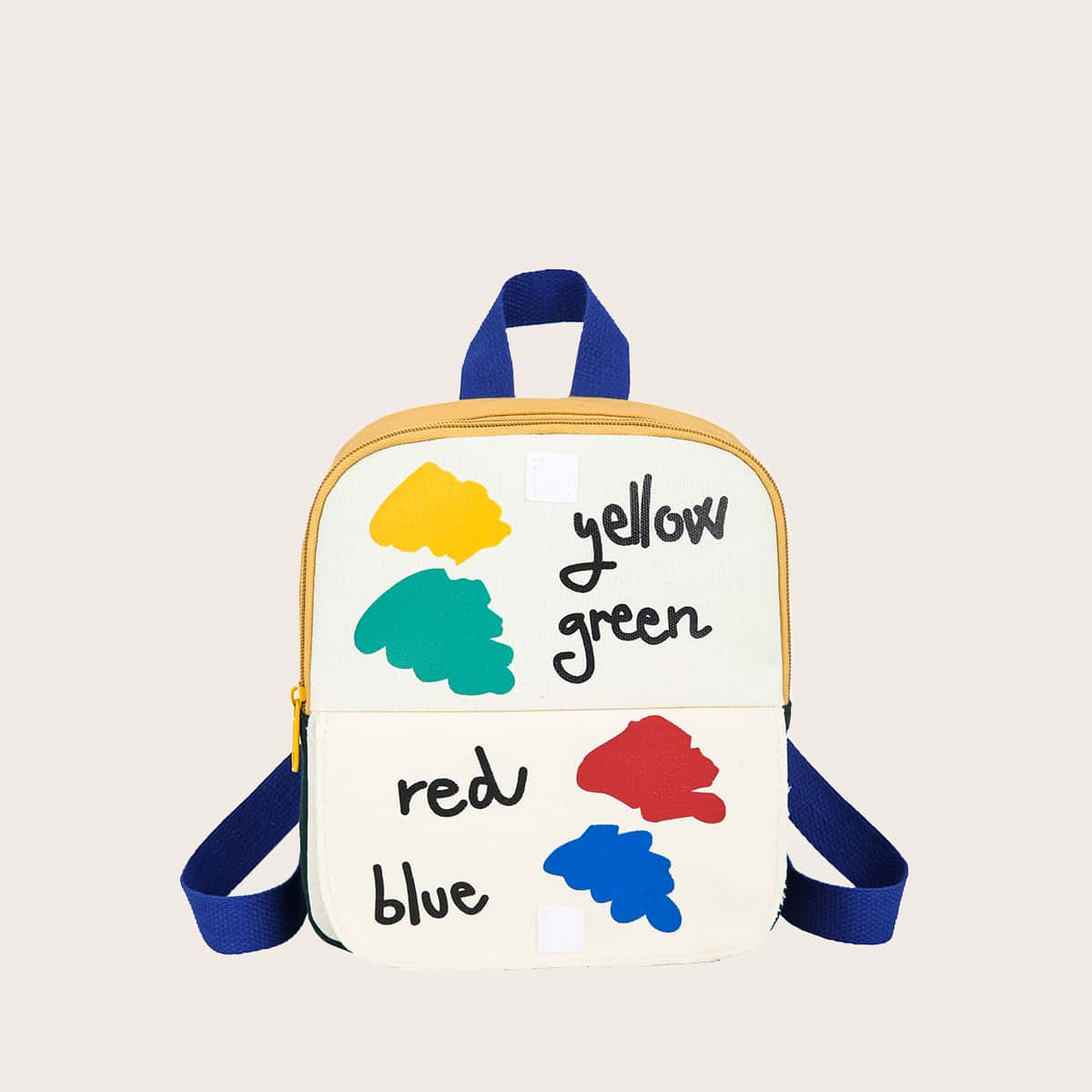 Регулируемая Текст Детские рюкзаки