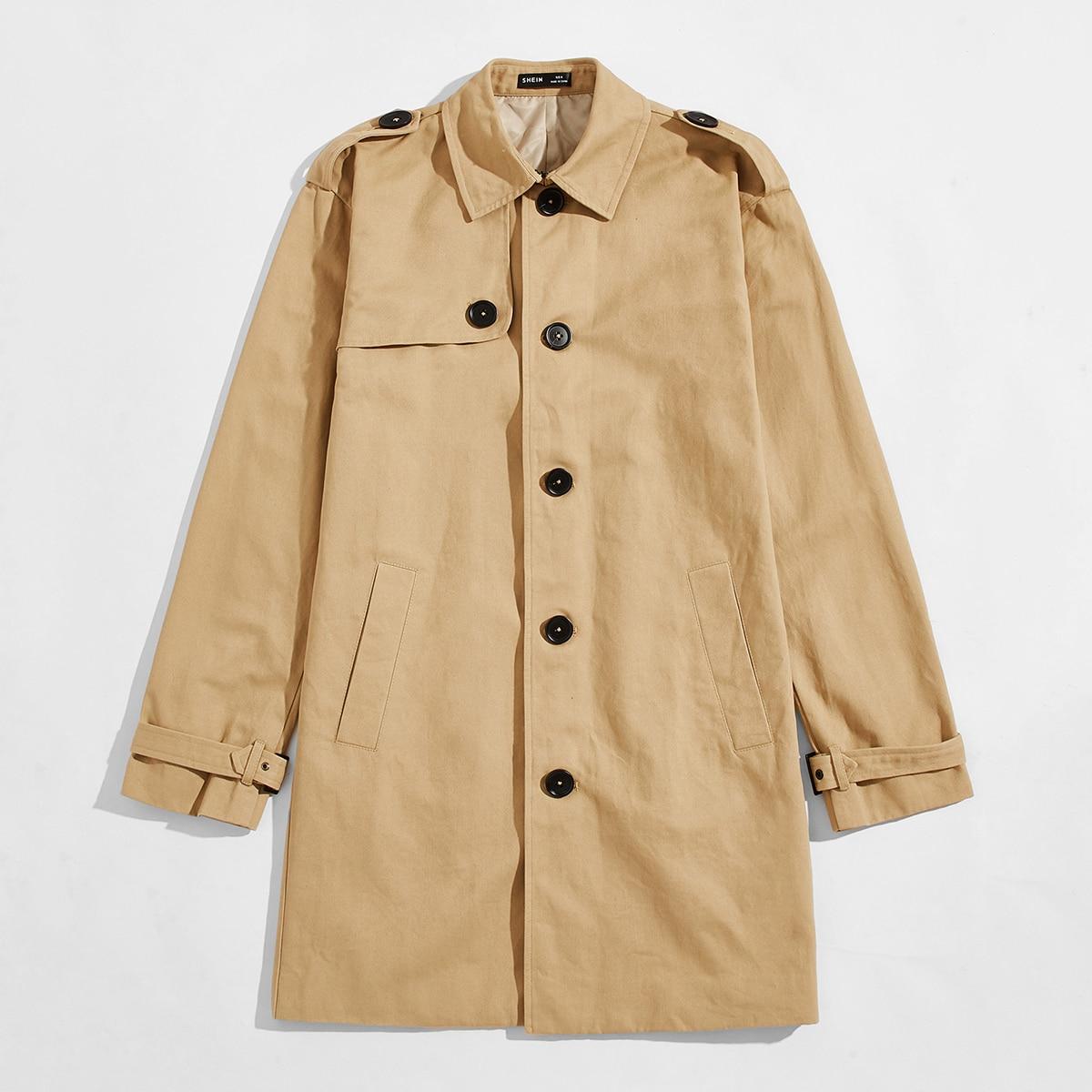 Куртка-ветровка на пуговицах
