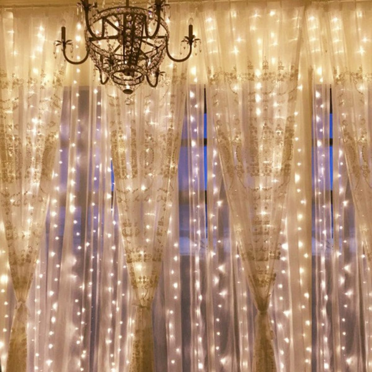 SHEIN coupon: 1 String Blub Light With 20 Small Bulbs