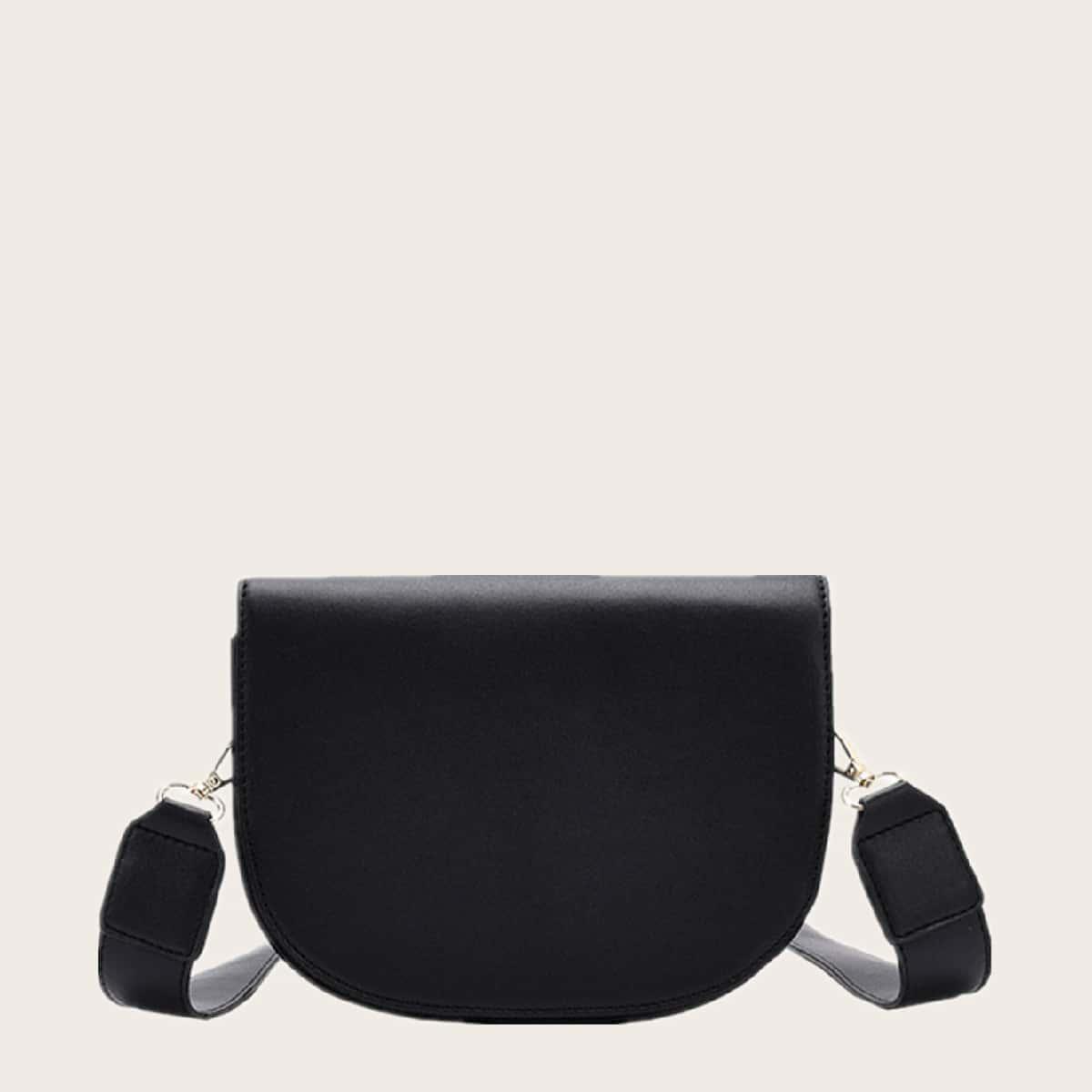 Минималистская сумка-седло