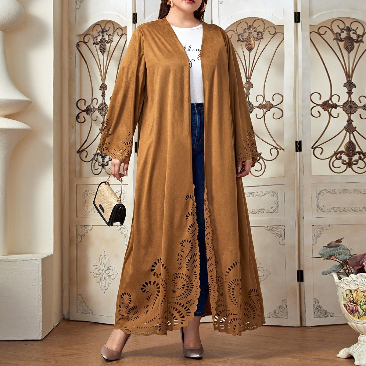 Оригинальное кимоно размера плюс