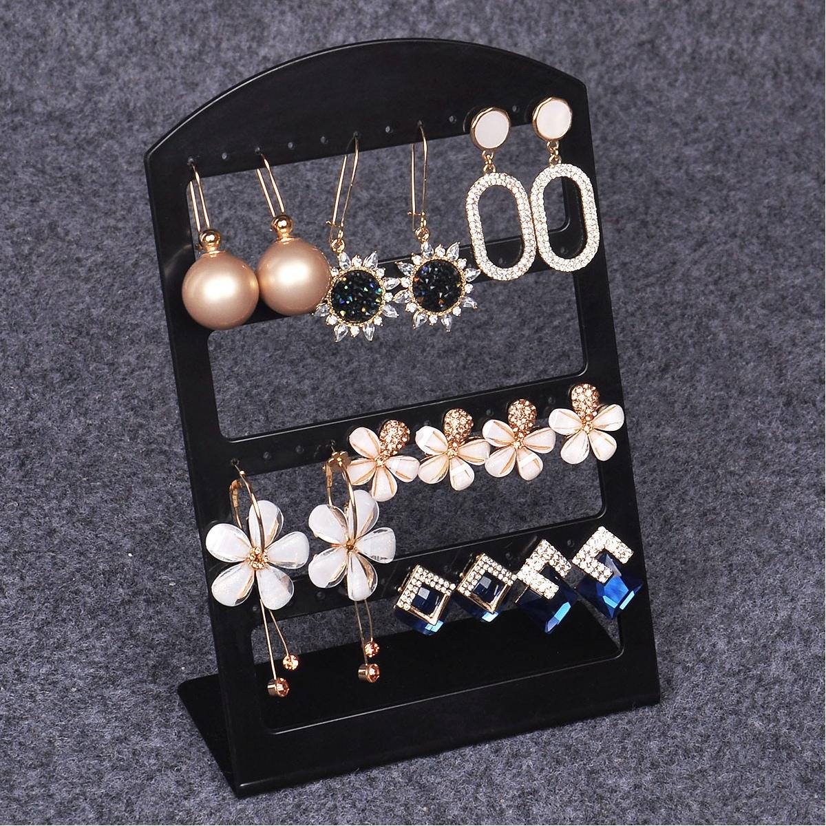 2pcs Jewelry Display Rack