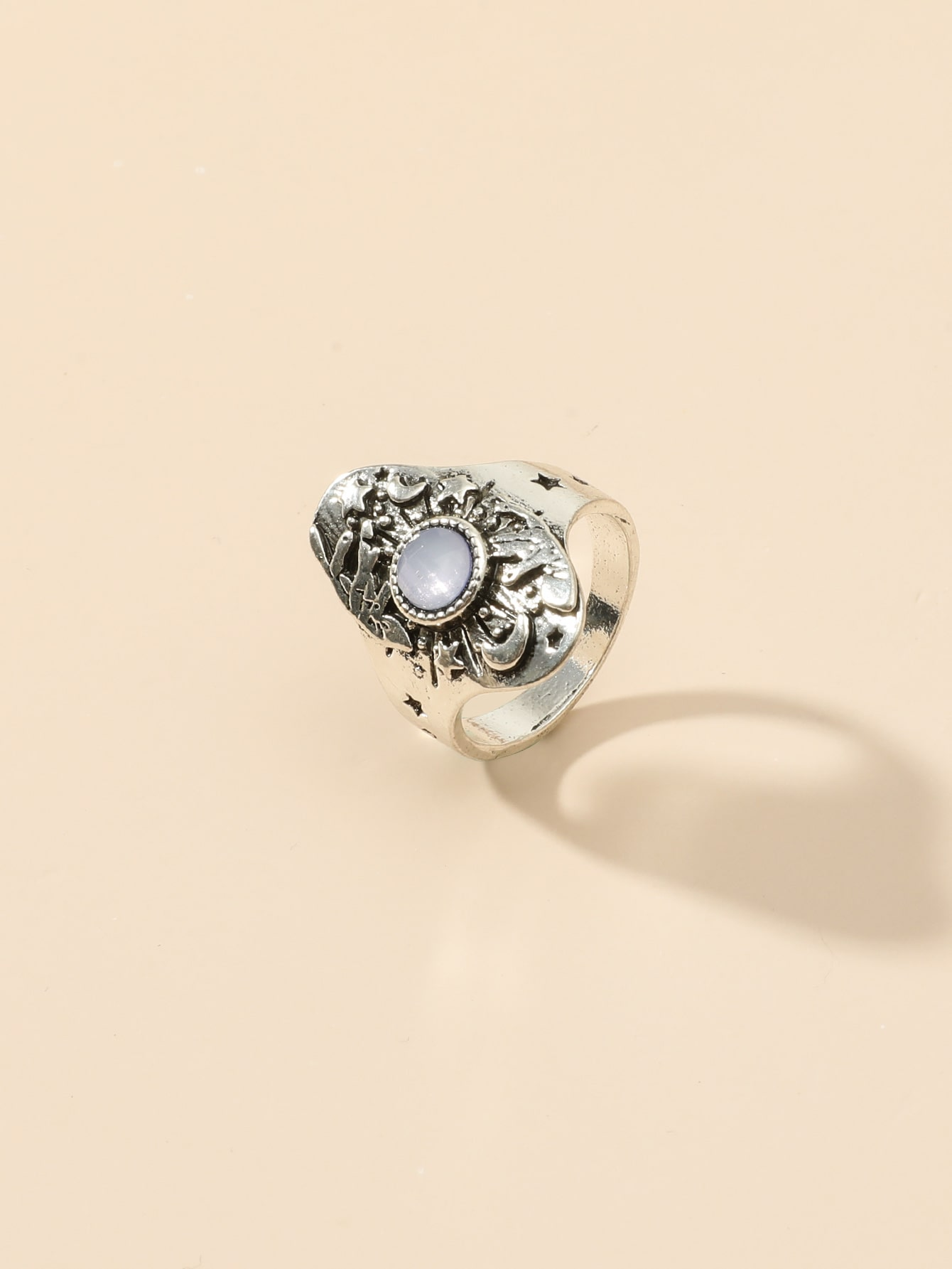 Creative Carved Ring thumbnail