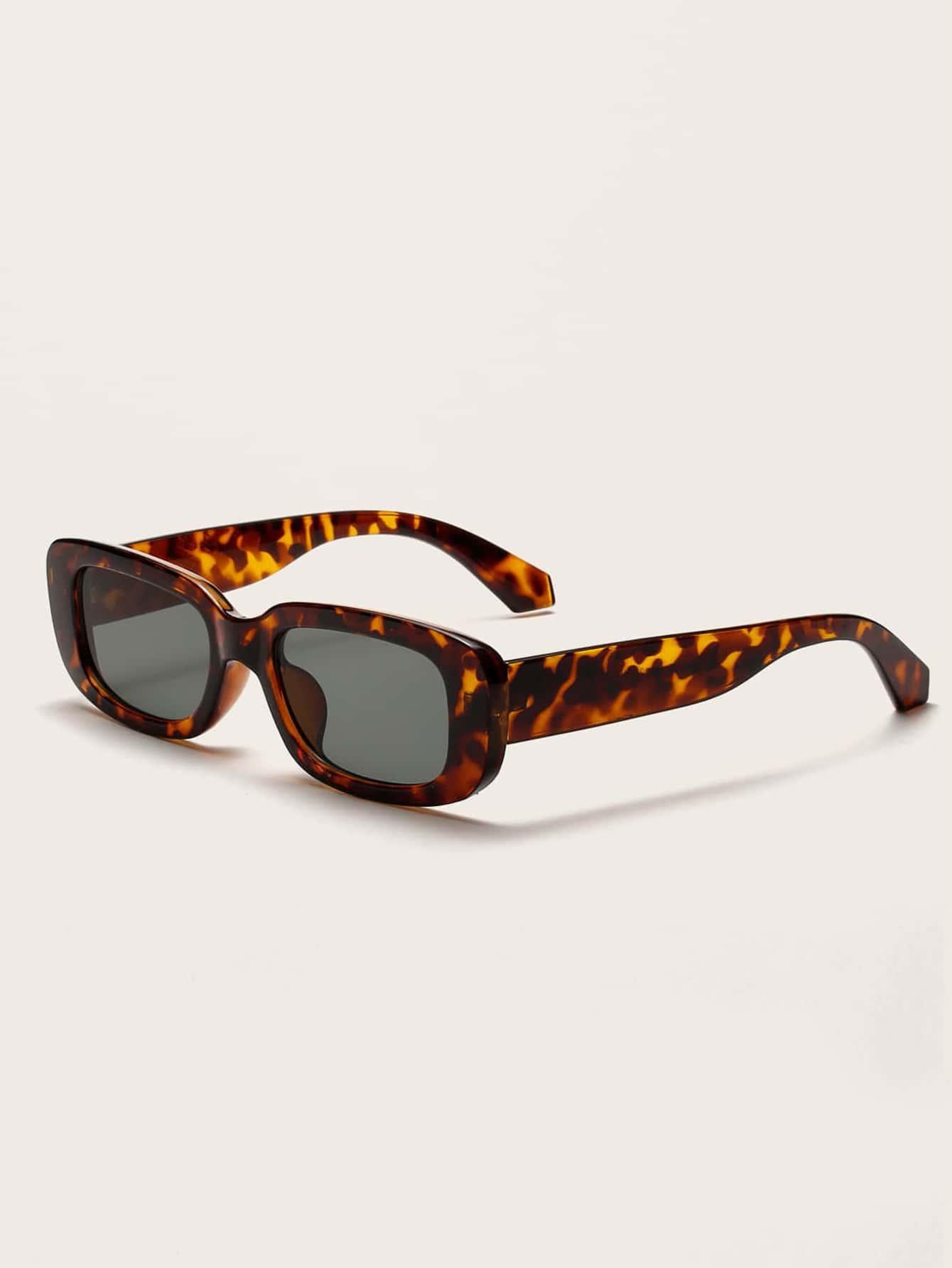 Tortoiseshell Pattern Frame Sunglasses thumbnail