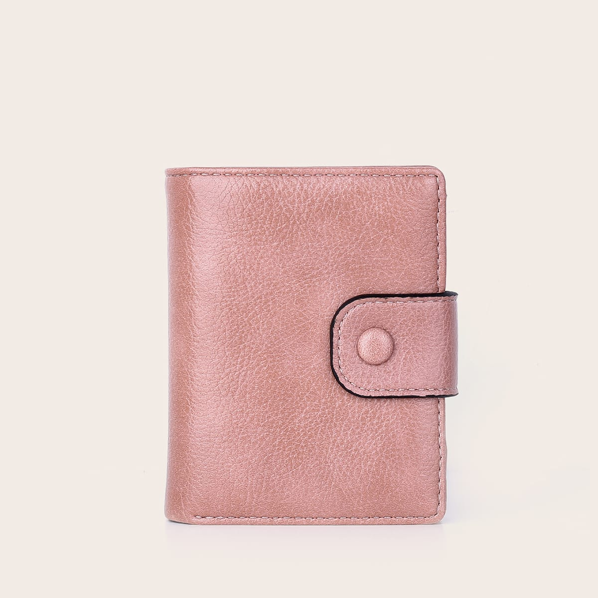Bifold Small Purse With Card Slot
