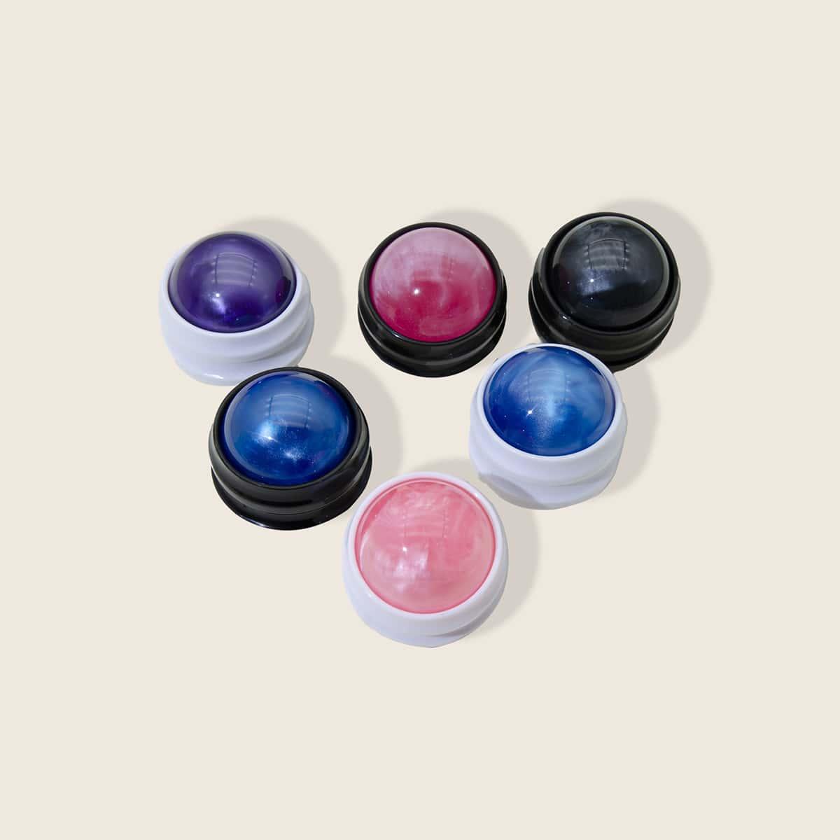1 pièce Balle de massage de couleur aléatoire