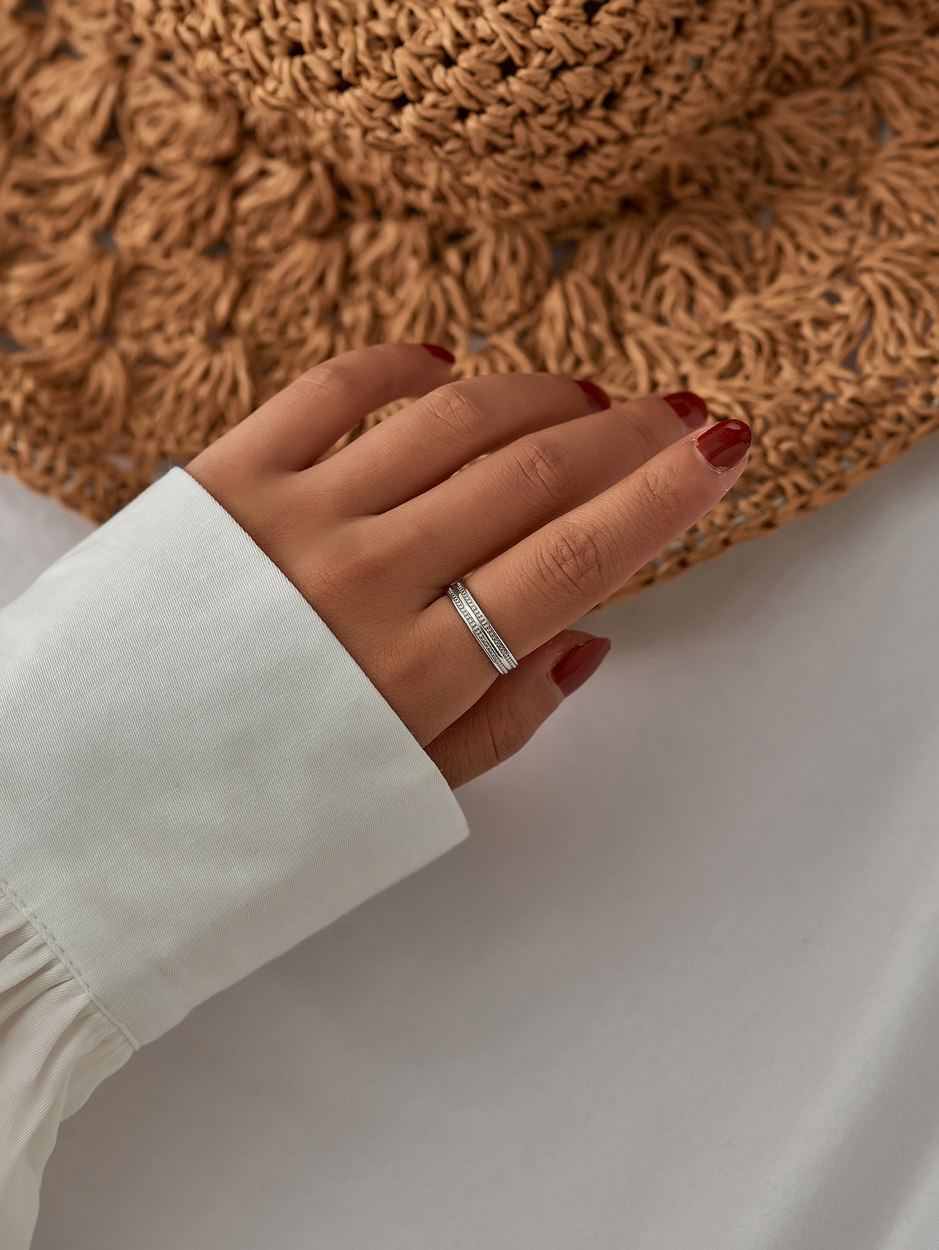 Solid Cuff Ring thumbnail